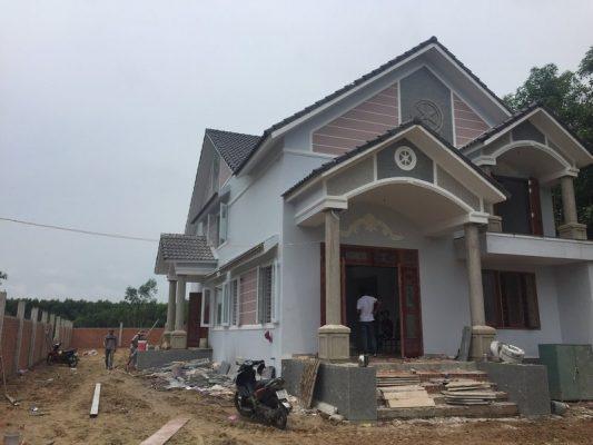 xây nhà trọn gói hà nội giá rẻ