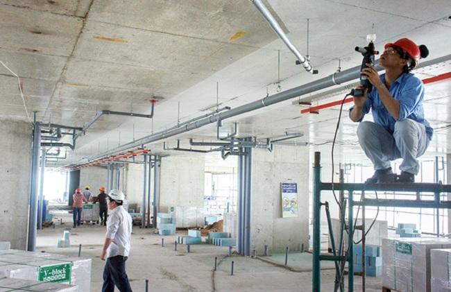 Thi công điện nước trọn gói Hà Nội