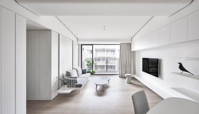Phong cách thiết kế tối giản hiện đại